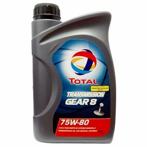Total Transmission Gear 8 75W-80 1L